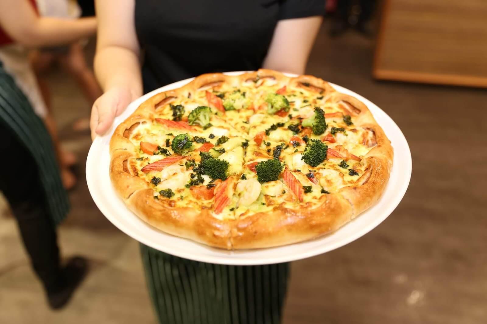 Quán Pizza Ngon Hải Phòng