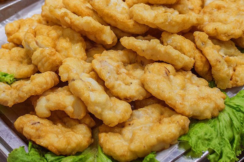 các món ăn vặt nổi tiếng hải phòng