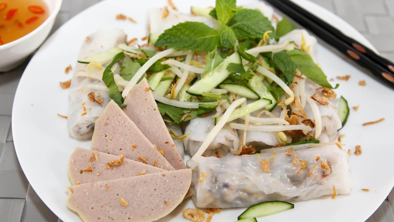 Bánh Cuốn Tráng Tay Lê Hồng Phong