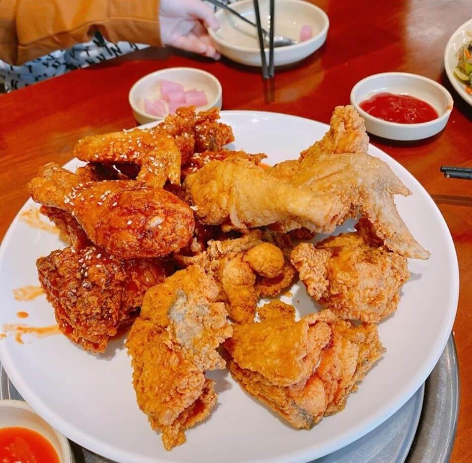 quán ăn Hàn Quốc ngon Hải Phòng