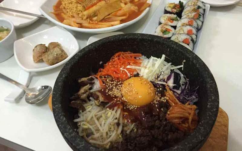 So Phung Korean Food