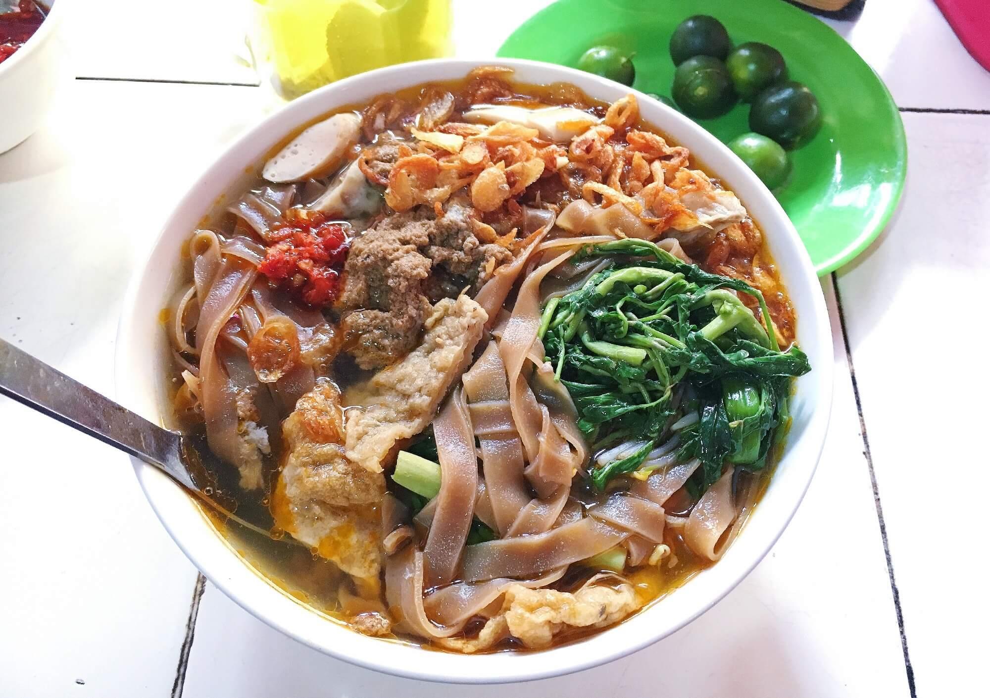 Bánh Đa Cua Đồng - Lạch Tray