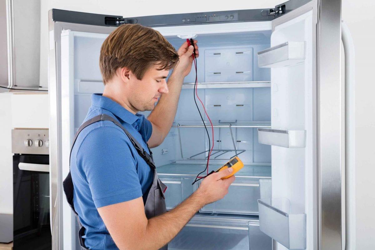 sửatủ lạnh tại Hải Phòng.