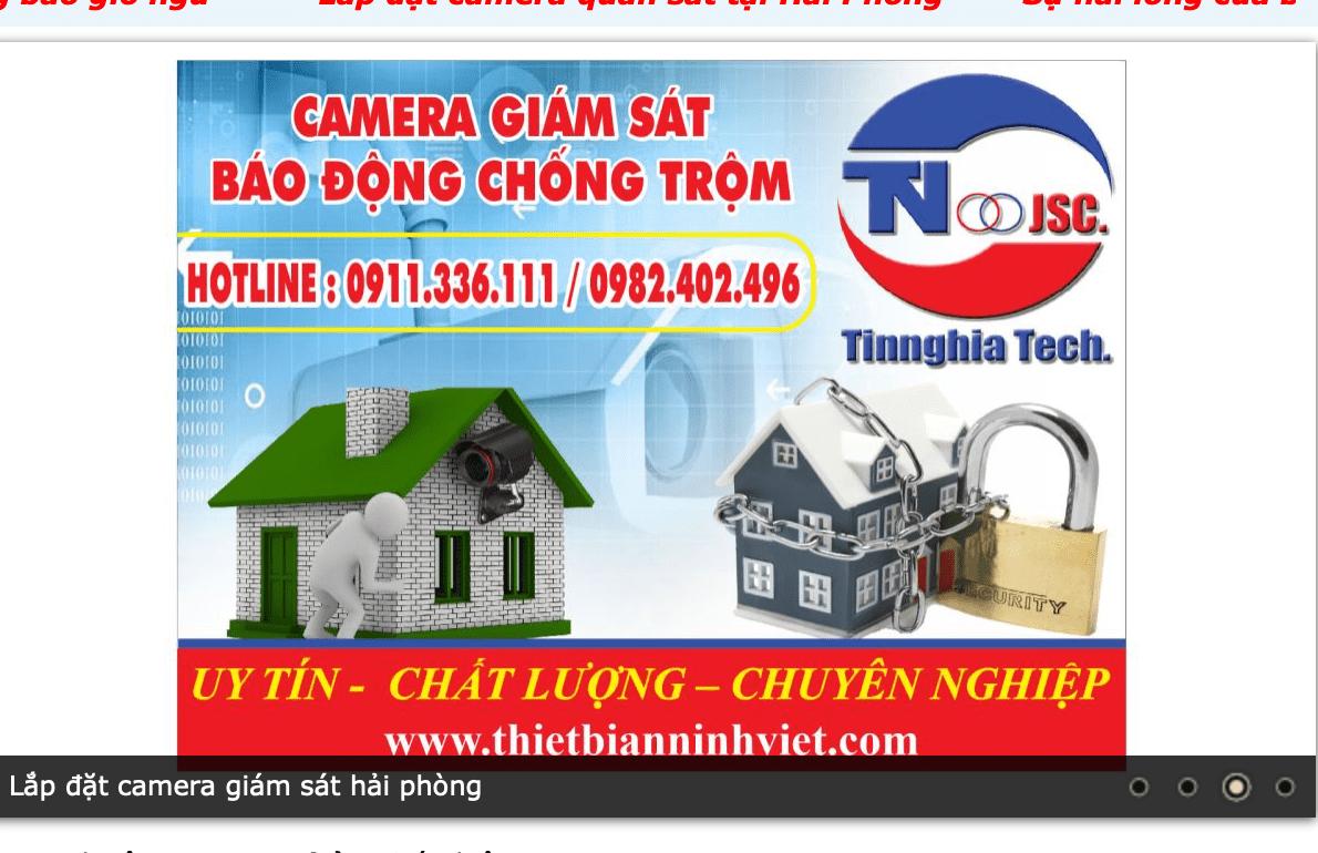 Tín Nghĩa - Hải Phòng