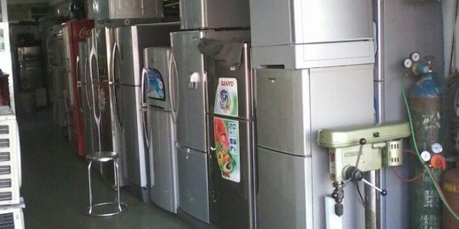 tủ lạnh cũ Hải Phòng