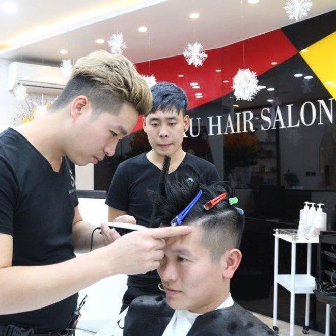 cắt tóc nam Hải Phòng