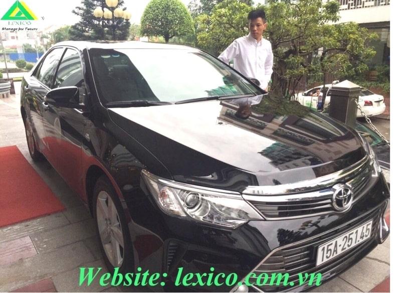 thuê xe ô tô Hải Phòng