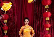 Áo dài Ngọc Vân