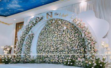 trang trí tiệc cưới Hải Phòng