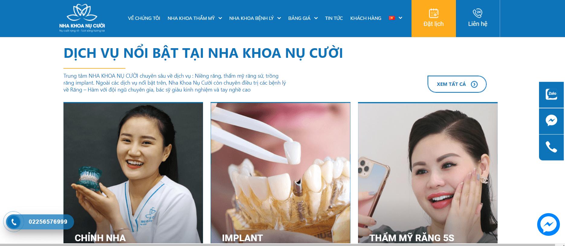 niềng răng Hải Phòng