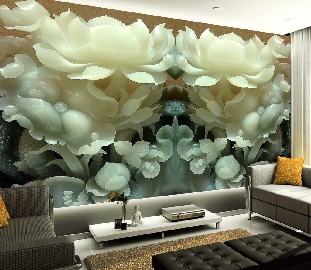 tranh dán tường 3D Hải Phòng