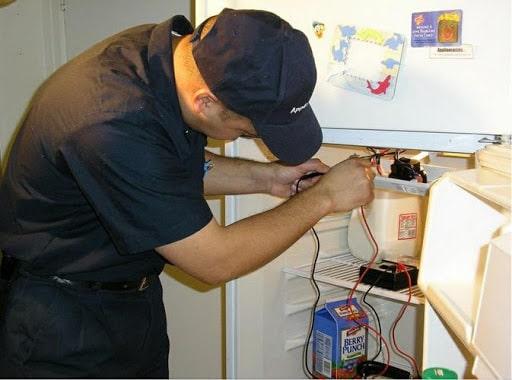 bơm ga tủ lạnh hải phòng