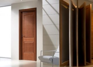 cửa nhựa composite Hải Phòng