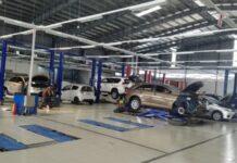 Gara ô tô Hải Phòng