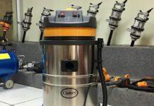 máy hút bụi công nghiệp tại Hải Phòng