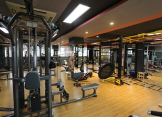 Phòng gym Hải Phòng