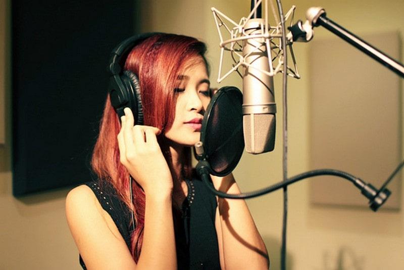 phòng thu âm Hải Phòng - Acoustic Studio