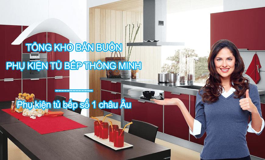 Phụ Kiện Tủ Bếp Hải Phòng