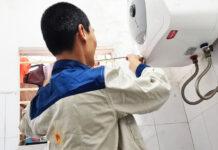 sửa bình nóng lạnh Hải Phòng