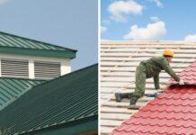 thi công mái tôn hải phòng