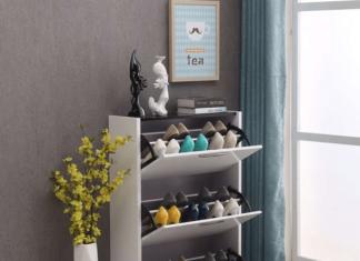 tủ giày thông minh Hải Phòng