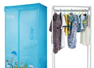 tủ sấy quần áo Hải Phòng