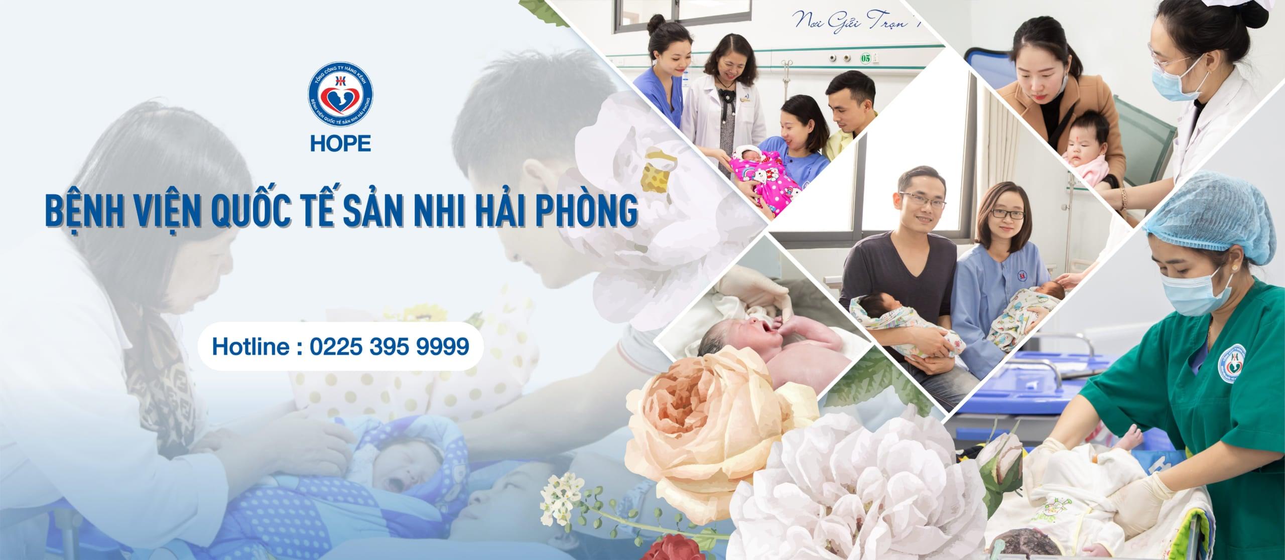 Bệnh viện Quốc tế Sản Nhi Hải Phòng